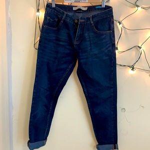 Zara boyfriend style jeans